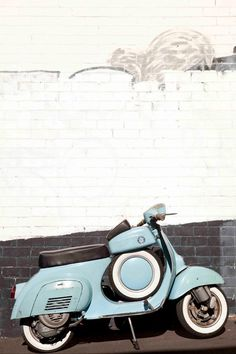 Vespa SS90 1968 | S.S. Scooter Engineering