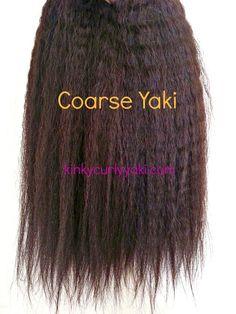 coarse yaki / kinkycurlyyaki