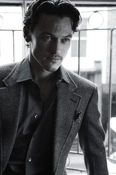 Fast and Furious antagonist Luke Evans. He is EDOHAUS' Men in Style of the Week