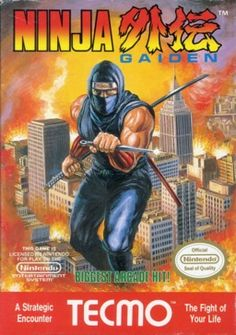 Ninja Gaiden... so hard... so hard... Not even the wife can walk me through this one.