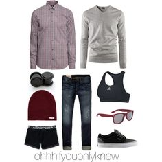 """""""Untitled #209"""" by ohhhifyouonlyknew on Polyvore"""