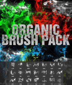 Organic Brush Pack