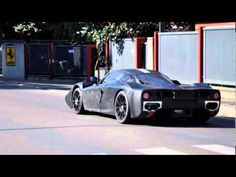 Spyshots Ferrari F70 Test Mule Spotted in Maranello