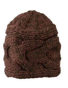 Cable Knit Beanie Hat