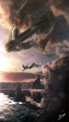 The Fall of Rannoch by brinx-II.deviantart.com on @DeviantArt