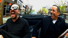 """Top 10 TV Shows You Can Only See On Streaming Services: """"Comedians in Cars Getting Coffee"""" - Crackle"""