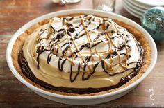 Mile-High Peanut Butter Pie