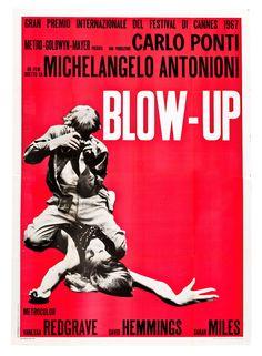 BLOW-UP Christie's Vintage Film Posters