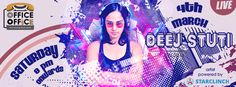 Stuti Nagpal aka Deej Stuti is a professional DJ based out of the capital city of India, New Delhi.  Her soul feeds upon music and she loves to entertain the masses. DJing allows both these inherent passions in her to come together and sweep people off their feet.