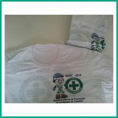 Tshirt em PV Sublimada
