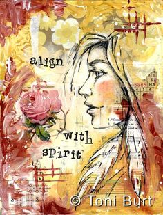 journal align with spirit