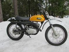 Yamaha for sale Vintage Bikes, Vintage Motorcycles, Enduro Motorcycle, Japanese Motorcycle, Dirtbikes, Mad Max, Vintage Japanese, Offroad, Yamaha
