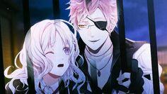 Shin Tsukinami ~ Diabolik lovers ~