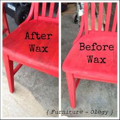 Tricycle & Furniture Wax Chair / by Furniture-ology / Miss Mustard Seed's Milk Paint