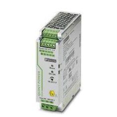 Phoenix Contact QUINT-PS/ 1AC/ 24DC/ 5/CO Din-rail netvoeding 24 V/DC 5 A 120 W 1 x  Draagrail-voeding 24 V DC/5 A/CO gelakte printplaat primair geschakeld 1-fasig. Met de SFB-technologie (Selective Fuse Breaking Technology) kunnen voor het eerst ook stan... Klik verder voor meer info.  EUR 349.20  Meer informatie