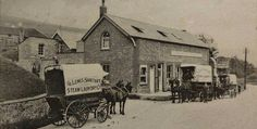 Steam laundry top Malling by Mill Rd