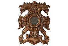 Double Eagle Giltwood Mirror on OneKingsLane.com