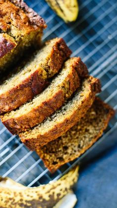 Meet my all-time favorite banana bread recipe—and it's HEALTHY, too! Made with whole grains and naturally sweetened, but you don't have to tell.