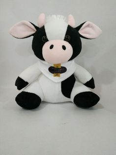Custom made plush toy cows we supplied to Margaret River Dairy.  Client is delighted .. yeh!   #promotionaltoys #customplush #thrivepromotionalproducts #custommadeplush