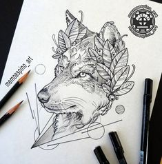 imagens para tattoo, wallpaper para tattoo 1 desenho de lobo para tattoo #tattoospooky #work #art #artist #jesuspiece #dove #graphite #pencil #worldofpencils… #modelos de tattoo #tattoo #tatuagens #modelosdelobo #desenhodelobo #wallpaperdelobo #lobo #explonsdelobo #destaque #sex #tattoosex #tattoofeminina Wolf Tattoos, Body Art Tattoos, Tattoo Drawings, Art Drawings, Tattoo Wallpaper, Saved Tattoo, Geometric Drawing, Desenho Tattoo, Large Tattoos