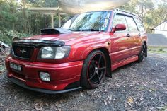 #Subaru Forester