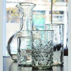 Syrian drinking glasses