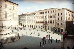 Historic Town Perugia Italy