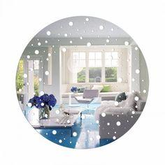 Moderné zrkadlá do predsiene Plates, Tableware, Home, Licence Plates, Dishes, Dinnerware, Griddles, Tablewares, Ad Home