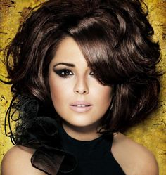 Top of the Crops: Cheryl Cole voted hair icon for beating Kate Winslet, Rihanna and Beyonce Cheryl Cole Hair, Hair Icon, Voluminous Hair, Tousled Hair, Retro Hairstyles, Bouffant Hairstyles, Thick Hairstyles, Hairstyle Pictures, Teenage Hairstyles