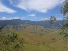 Serra da Mantiqueira em São José do Barreiro
