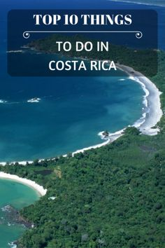 Costa Rica offers a vast variety of activities. Here is a roundup of the Top 10 Things to do in Costa Rica, as recommended by a local.