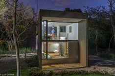 Casa RGT, Tapalehui, México - GBF Taller de Arquitectura - © Luis Gordoa