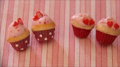 Cupcake Earrings Tutorial!