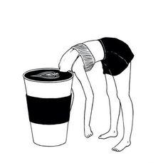 Bom dia segunda feira. Só um café pra mudar esta realidade.  #Cof #Café  #Sono #Coffee by eniltonfcosta