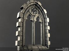 3d gothic environment - Google Search