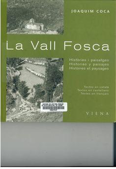 La Vall Fosca, Històries i paisatges. Joaquim Coca, CL 914 COC