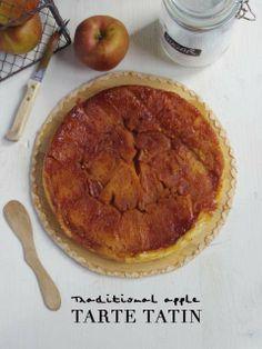 Tarte tatin Lime Cream, Apple Pie, Desserts, Food, Tarte Tatin, Tailgate Desserts, Deserts, Meals, Dessert