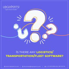 Logixperts software with features to help you improve efficiency and increase productivity in your Logistics/Transport business. For more details contact us at @ Supply Chain Logistics, Analytics Dashboard, Supply Chain Management, Increase Productivity, Cloud Based, Transportation, Software, Business, Business Illustration