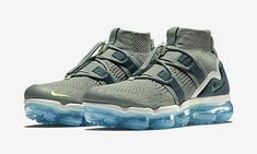 "Nike Air Vapormax ""Clay Green"" #bsokicks #sneakers #kicks #vapormax Air Max Sneakers, Sneakers Nike, Nike Air Vapormax, Web Magazine, Air Max Day, Green, Release Date, Model, Latest Shoe Trends"