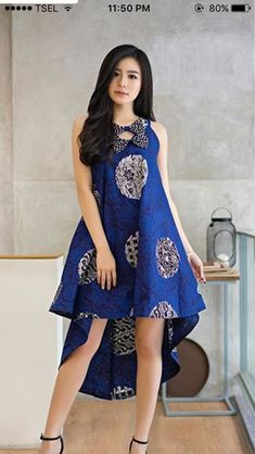 Blouse Batik, Batik Dress, Lace Dress, Batik Fashion, Ethnic Fashion, African Wear, African Dress, African Fashion Dresses, Fashion Outfits