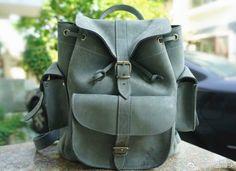 GRAFEA www.grafea.com #сумка #рюкзак #графея #лето #весна #мода #блог #рюкзачок #стиль #фото #grafea #style #fashion Green Leather, Soft Leather, Leather Backpack, Backpacks, Purses, Stone, Bags, Fashion, Handbags