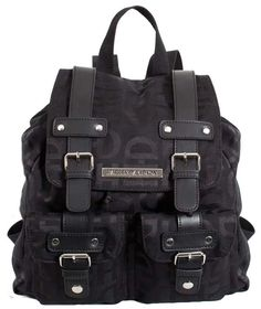Harley Davidson® Women's Jacquard Black Backpack Large Fully Lined HD3411J | eBay