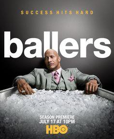 Ballers Season Premiere July 17 HBO