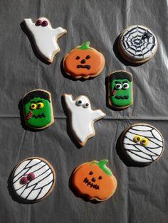 Cookies. Halloween 2014.