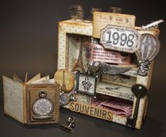 Bella's Scrappin' Space: Effect Powders Challenge 11 on pg 52 of CC3; Sept 2014
