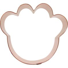 paw print cookie cutter.  That seems awfully expensive.