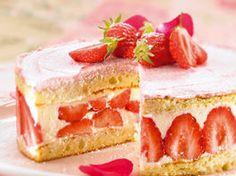 Génoise pour fraisier