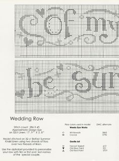 Wedding Row_2/4
