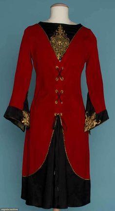 Dress Paul Poiret, 1920s Augusta Auctions - OMG that dress!