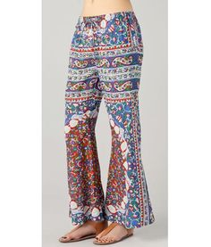 expensive ugly pants $196 (or $15 at the local hippie shop) para< la tiendA ;) PANTALONES